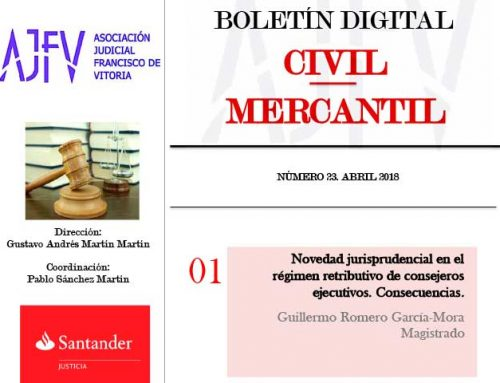Boletin CIVIL-MERCANTIL Abril 2018